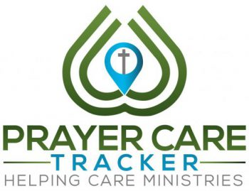 Prayer Care Tracker Helping Care Ministries Logo